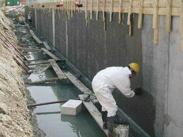 Пропиточная гидроизоляция
