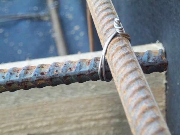 Как вязать арматуру крючком для начинающих пошагово
