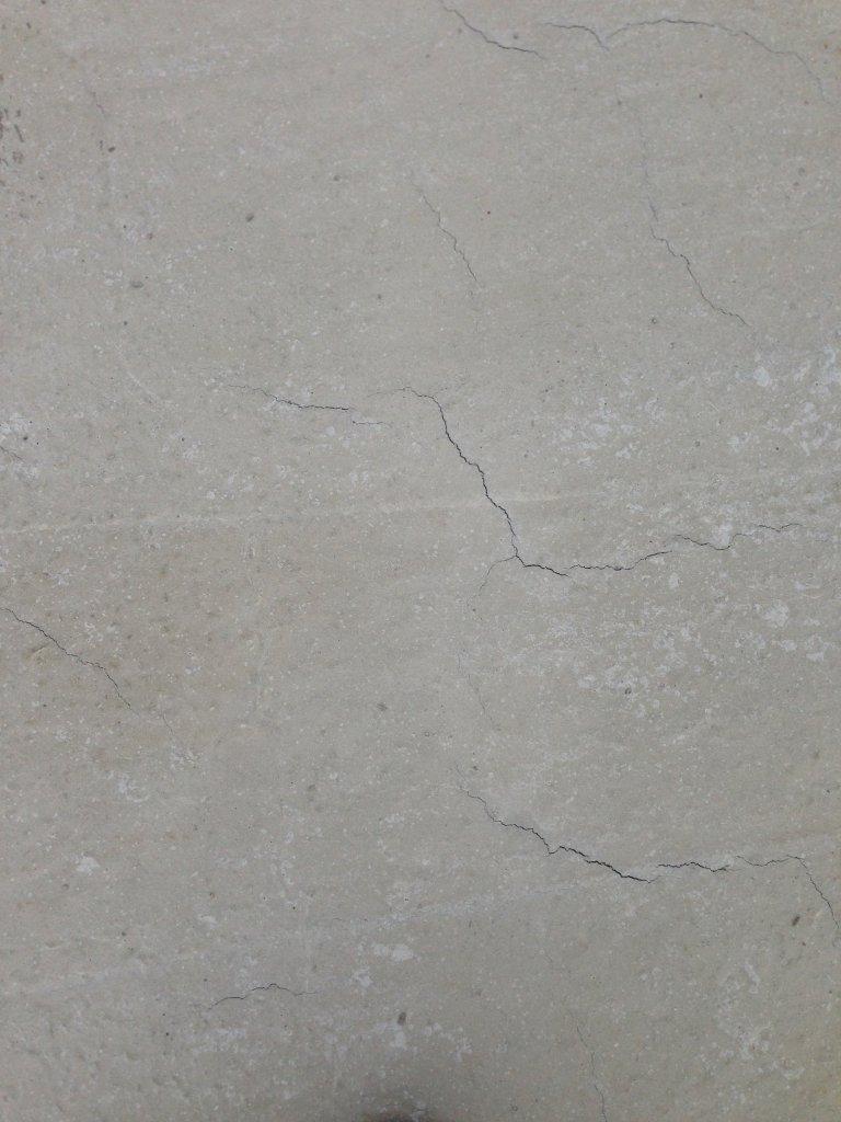 Усадочные трещины на фундаменте