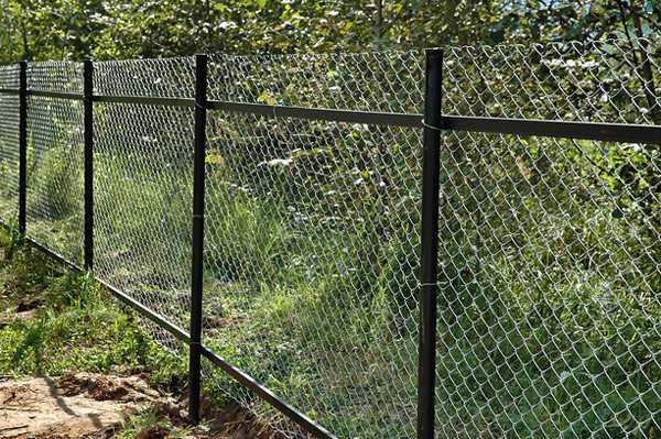 Лёгкий забор